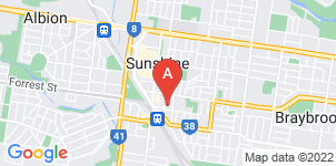 Google static map for Simplicity Funerals, Sunshine