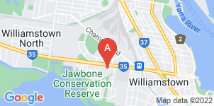 Google static map for Nelson Bros Funeral Services, Williamstown