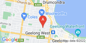 Google static map for Tuckers Funeral & Bereavement Service, Geelong West