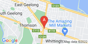 Google static map for Life Style Funeral Company, Geelong