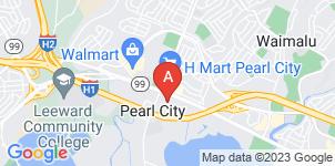 Google static map for Leeward Funeral Home