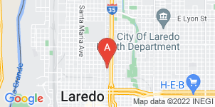 Google static map for Nieto Funeral Home and Crematory