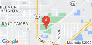 Google static map for Garden Of Memories Funeral Home