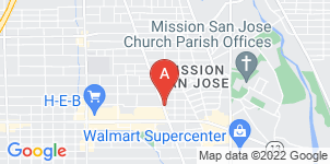 Google static map for Olinger - Saenz Mortuary Services