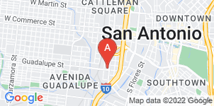 Google static map for Rodriguez M E Funeral Home
