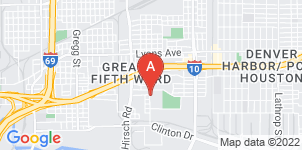 Google static map for Community Chapel Funeral Home