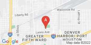 Google static map for Frazier Mitchell Funeral Services