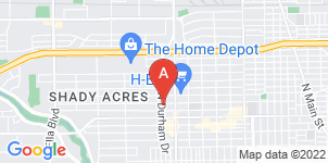 Google static map for Carl Barnes Funeral Home