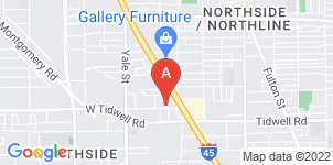 Google static map for Arlington National Funeral Home