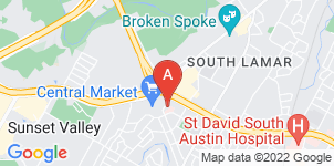 Google static map for Harrell Funeral Home, Austin Frontier Trl