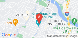 Google static map for Angel Funeral Home