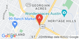 Google static map for Austin Peel & Son Funeral Home