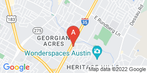 Google static map for All Faiths Funeral Services, Austin N