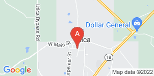 Google static map for Westhaven Memorial Funeral Home Utica Branch