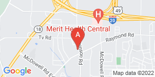 Google static map for Willis and Sons Funeral Home