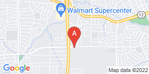Google static map for Laurel Land Funeral Home