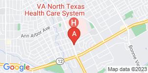 Google static map for Thrash Memorial Funeral Home