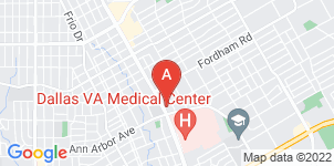 Google static map for Sacred Funeral Home