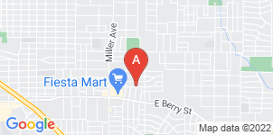 Google static map for Lomax Funeral Home