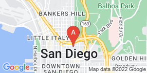 Google static map for Aztlan Mortuary, San Diego