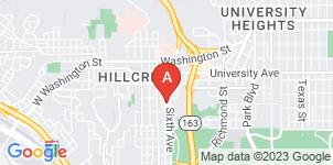Google static map for Merkley-Mitchell Mortuary