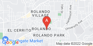 Google static map for Preferred Cremation and Burial