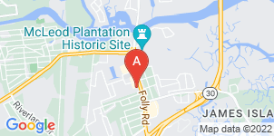 Google static map for McAlister-Smith Funeral Home, Charleston