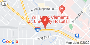 Google static map for Gonzalez Funeral Home and Crematory