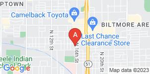 Google static map for Sinai Mortuary of Arizona