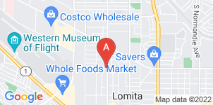 Google static map for A.M Gamby Funeral Home