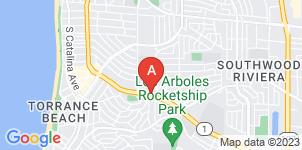 Google static map for McCormick Mortuary, Redondo Beach