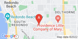 Google static map for Rice Mortuary