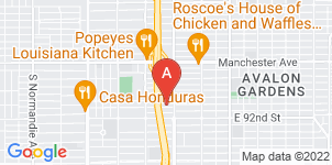 Google static map for Boyd Funeral Home, South LA