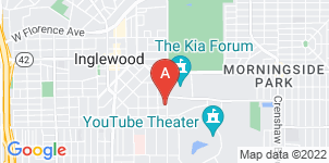 Google static map for McCormick Mortuary, Inglewood