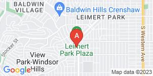 Google static map for Harrison-Ross Mortuary, Crenshaw Blvd