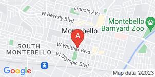 Google static map for Risher Montebello Mortuary