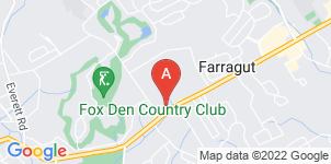 Google static map for Click Funeral Home, Knoxville