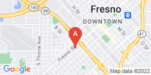 Google static map for United Funeral Homes