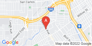 Google static map for Willow Glen Funeral Home