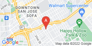 Google static map for Neptune Society, San Jose