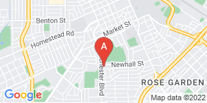 Google static map for Santa Clara Funeral & Cremation Services