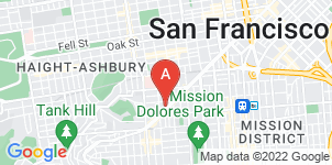 Google static map for Sullivan's Funeral Home