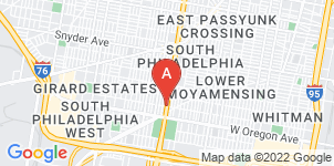 Google static map for Grasso Funeral Home