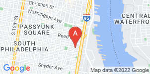 Google static map for Rachubinski Funeral Home, Philadelphia (Pennsport)