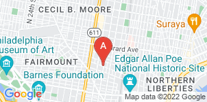 Google static map for Louise E & William W Savin Funeral Home