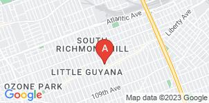 Google static map for Leo F Kearns Funeral Home