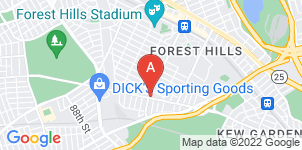 Google static map for Glascott Funeral Home