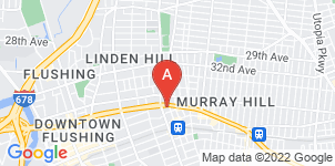 Google static map for Martin A Gleason Funeral Home, Northern Blvd