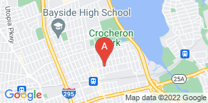 Google static map for Lloyd Funeral Home