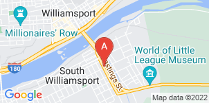 Google static map for Charles M Noll Funeral Home